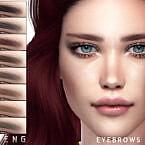 Eyebrows N113 By Seleng