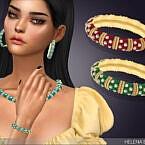 Helena Bracelet (right Wrist) By Feyona