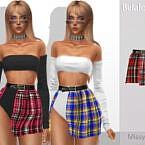 Belaloallure Missy Skirt By Belal1997