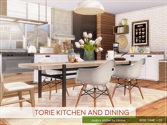 Torie Kitchen And Dining By Lhonna
