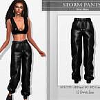 Storm Pants By Katpurpura