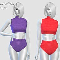 Swimsuit N 106 By Pizazz