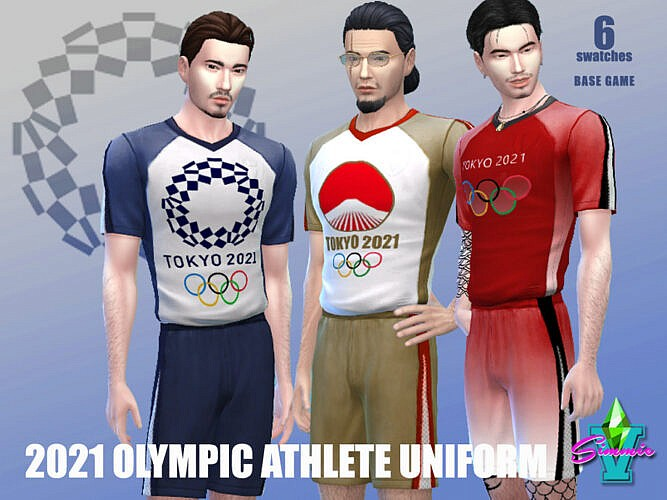 2021 Olympic Athlete Outfit By Simmiev