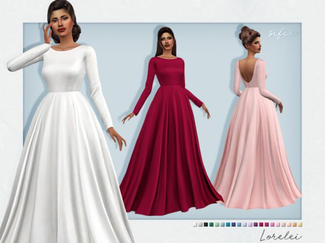 Lorelei Formal Dress By Sifix