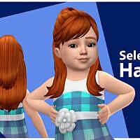 Selena Hair By Qicc
