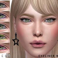 Eyeliner N108 By Seleng