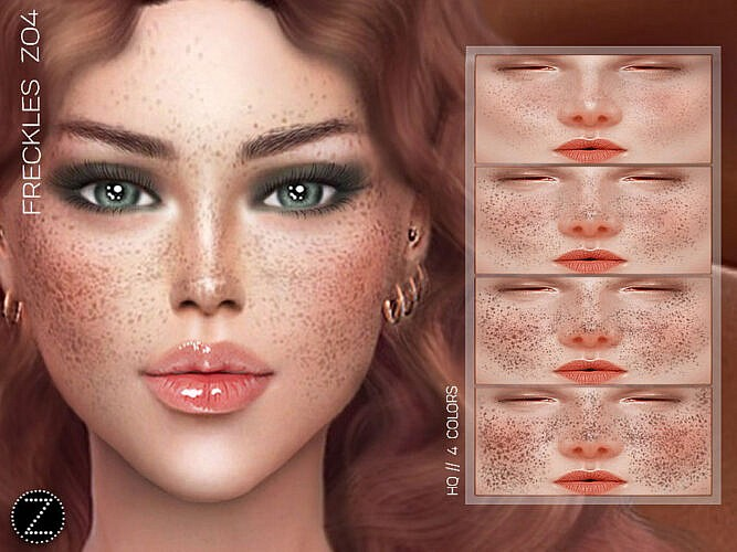 Freckles Z04 By Zenx
