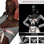 Springtime Collection Top Ix By Viy Sims