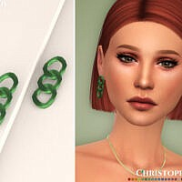 Uptown Earrings By Christopher067