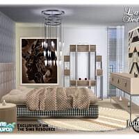 Laora Bedroom By Jomsims