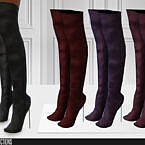 660 High Heel Boots By Shakeproductions