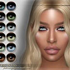 Frs Eyes N135 By Fashionroyaltysims