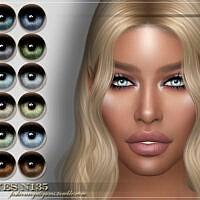Frs Eyes N135 By Fashionroyaltysims