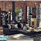Kortez Living Room By Marychabb