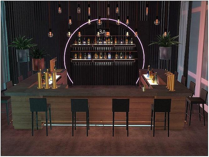 Neon Home Bar By Lotsbymanal