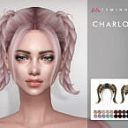 Charlotte Hair 146 By Tsminhsims