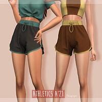 Shorts Bt408 By Laupipi