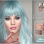 Angelina Facemask By Bakalia