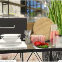 Tyler Outdoor Dining Extra By Artvitalex