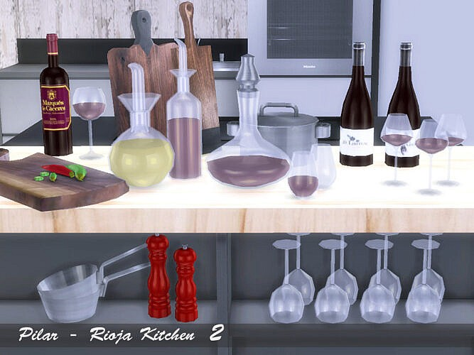 Rioja Kitchen 2 By Pilar