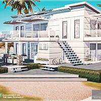 Elia Beach House By Moniamay72