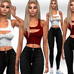 Casual Fit Outfits By Saliwa