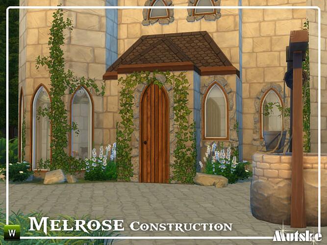 Melrose Construction Part 2 By Mutske