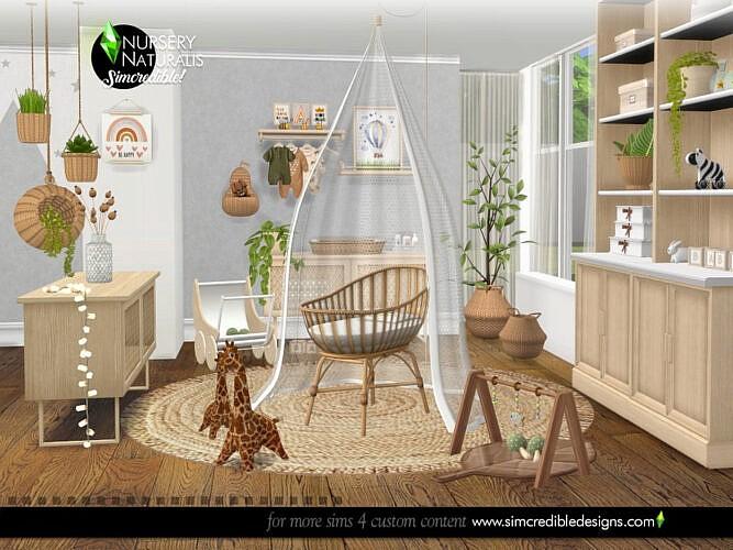 Naturalis Nursery By Simcredible