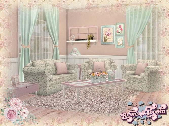 Abby Livingroom By Arwenkaboom
