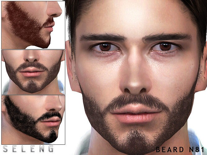 Beard N81 By Seleng