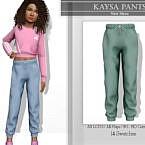 Kaysa Pants By Katpurpura