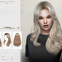 Wings-to0426 Hair By Wingssims