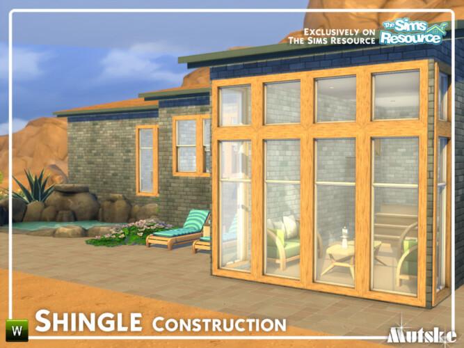 Shingle Construction Part 1 By Mutske