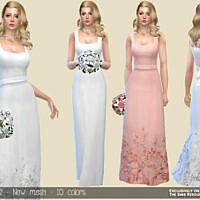 Pure Wedding Dress By Birba32