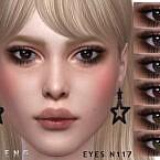 Eyes N117 By Seleng