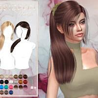 Absibdeon  Hair Set By Javasims