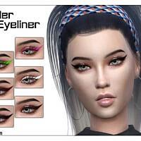 Killer Eyeliner By Yanisim