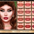 Lipstick #113 By Jul_haos
