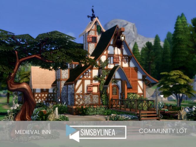 Medieval Inn By Simsbylinea