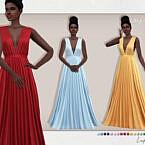 Lupita Formal Dress By Sifix