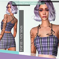 Springtime Collection Top Iii By Viy Sims