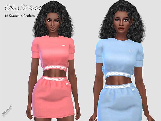 Sims 4 DRESS N 333 by pizazz at TSR