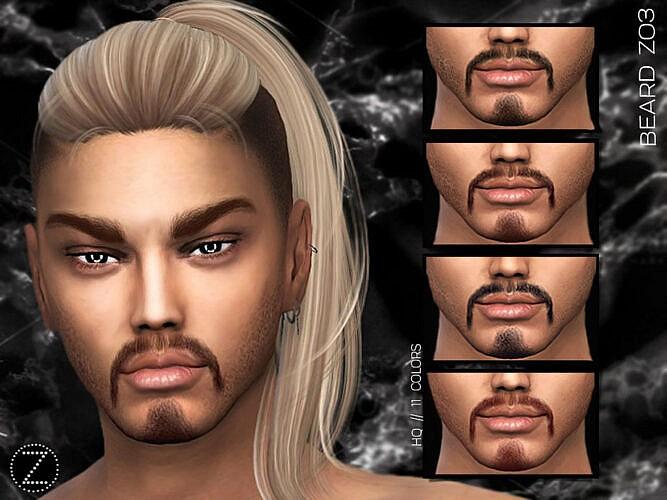 Beard Z03 By Zenx