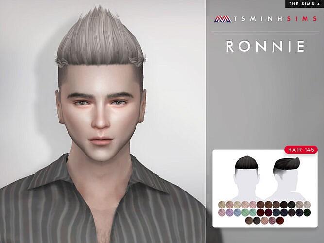 Ronnie Hair 145 By Tsminhsims