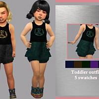 Toddler Outfit Dara By Lyllyan