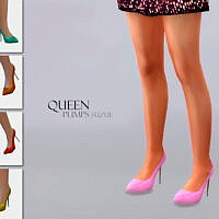 Queen Shoes By Suzue
