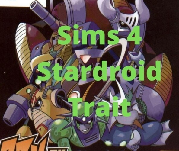 Stardroids Trait By Color_system