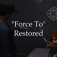 Force To Restored By Lazarusinashes