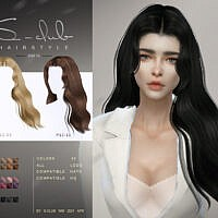 Hair 202116 By S-club Wm
