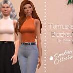 Turtleneck Bodysuit V3 By Dissia